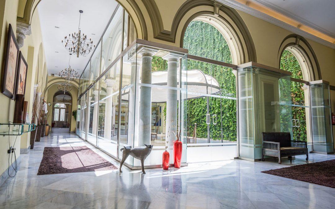 Bienvenidos al Blog del Hotel Palacio Garvey